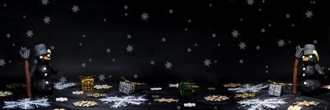 黑星期五摘要照片 愉快的圣诞快乐 图库摄影