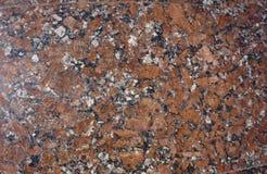 黑暗的一块黑褐色裂缝大理石 库存图片