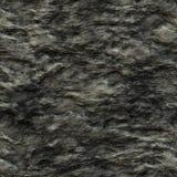 黑暗的岩石无缝的纹理 库存照片