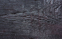 黑暗的木纹理。 免版税库存照片