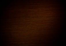 黑暗的木纹理 免版税库存图片
