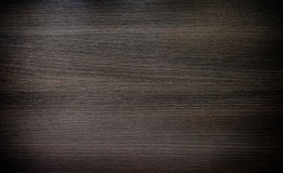 黑暗的木背景 库存照片