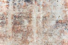 黑暗的生锈的金属纹理 r r 免版税库存照片