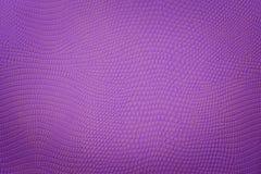 黑暗的紫罗兰色蛇皮纹理 库存照片