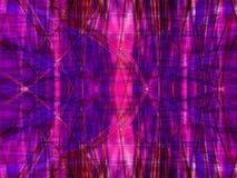黑暗的紫罗兰 免版税库存照片
