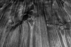 黑暗的自然木样式,木地板 免版税库存图片