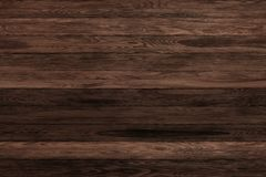 黑暗的难看的东西木头盘区 板条背景 老墙壁木葡萄酒地板 免版税库存照片