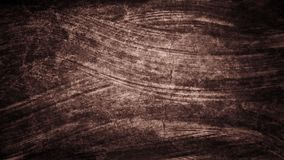 黑暗的难看的东西红褐色的水彩手画刷子冲程 抽象背景线路 生动的水彩画波浪 灰泥样式 网 向量例证