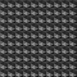 黑暗的马赛克样式背景纹理图象 向量例证