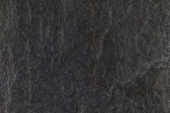 黑暗被构造的石板岩纹理 库存图片