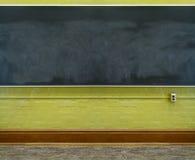 黑板教室 库存照片