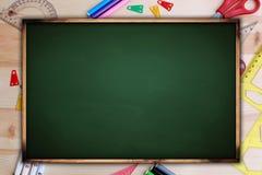 黑板概念 免版税图库摄影