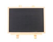 黑板空白结构查出的木 免版税图库摄影