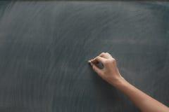 黑板 免版税库存照片