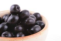 黑橄榄 免版税图库摄影