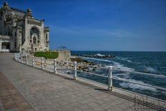 黑海 库存图片