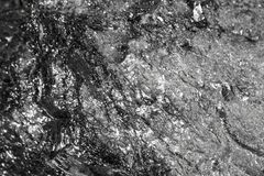 黑煤炭背景  库存图片