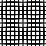 黑白传染媒介无缝的样式01 免版税库存图片