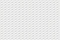 黑白几何 免版税库存图片