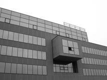 黑白几何 免版税图库摄影