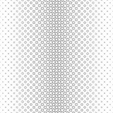 黑白垂直的方形的样式-从有角正方形的几何抽象传染媒介背景图表 库存例证