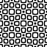 黑白抽象背景 向量例证