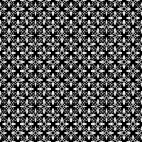 黑白无缝的几何啪答声,背景设计 现代时髦的纹理 重复和编辑可能 能为印刷品使用 库存照片