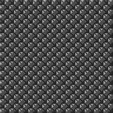 黑白照片装饰正方形样式 免版税图库摄影