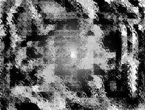 黑白的背景,单色 向量例证