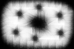 黑白背景图象覆盖物 皇族释放例证