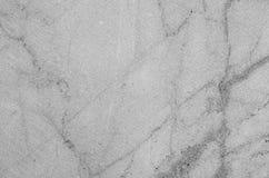 黑白自然大理石样式纹理背景 免版税库存照片