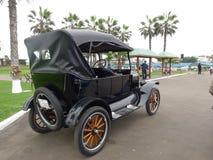 黑福特在1923年T修造的福特汽车 免版税库存图片