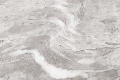 黑背景的灰色自然大理石纹理样式 皮肤l 免版税库存图片