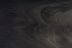 黑色乌木消耗大的喂res纹理木头 消耗大的乌木 免版税库存图片