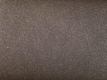 黑色塑料纹理背景 免版税库存图片