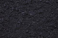 黑色工厂土壤 库存照片