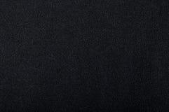 黑色布料 免版税库存照片