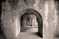黑色桥梁ji nanzen寺庙白色 免版税库存照片