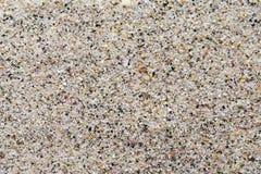 黑色沙子 免版税库存照片