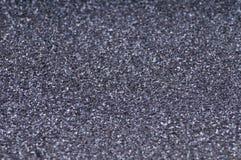 黑色特写镜头模式海绵 免版税库存图片