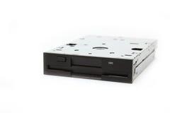 黑色磁盘驱动器磁盘 库存照片