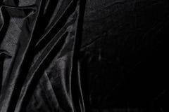 黑色缎 库存图片