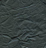 黑色老纸纹理 免版税库存图片