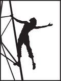 黑色自由 免版税图库摄影