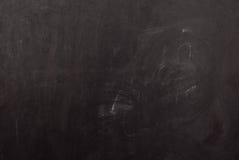 黑色董事会学校 免版税库存图片