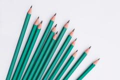 黑色铅笔 免版税图库摄影