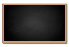 黑色黑板 免版税库存照片