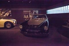 黑色1952年坎宁安C-3大陆小轿车 免版税库存图片