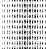 黑色grunge模式 免版税库存图片