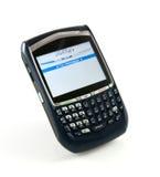 黑莓电话 库存照片